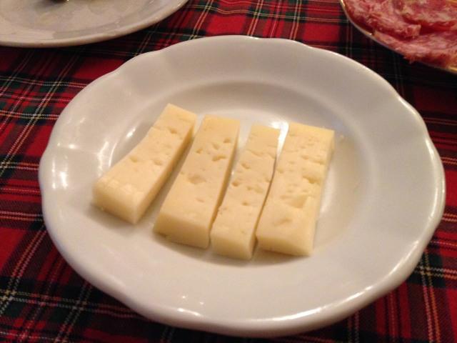 Osteria - Formaggi