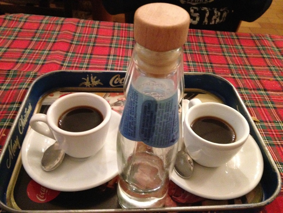 Osteria - Caffè